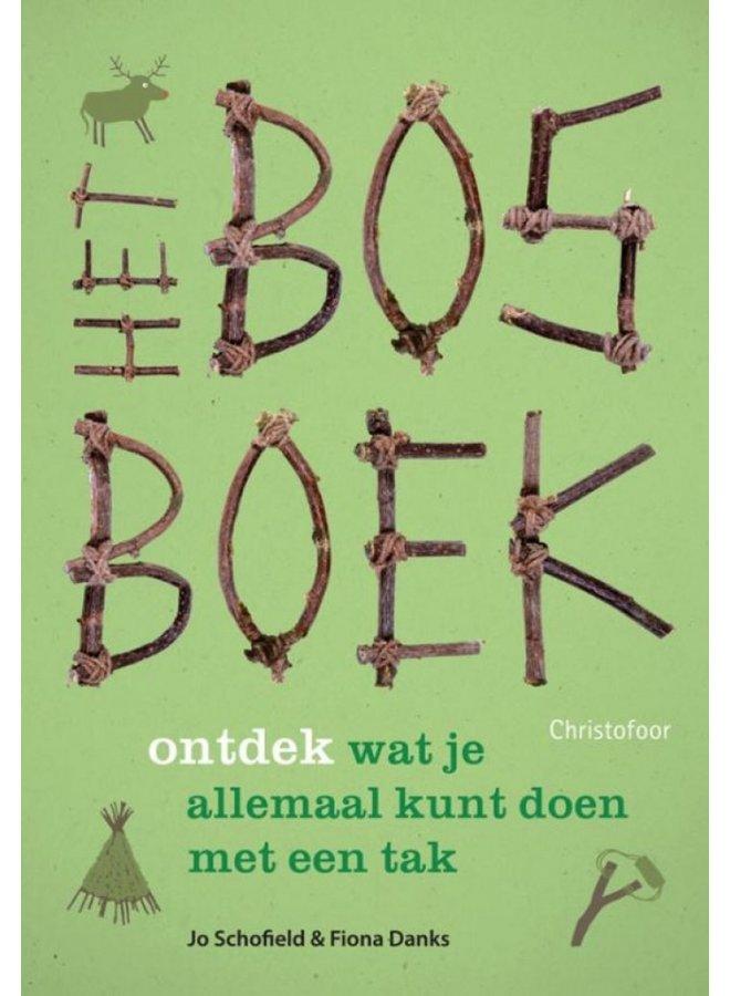Het Bos Boek | Ontdek wat je kunt doen met een stok