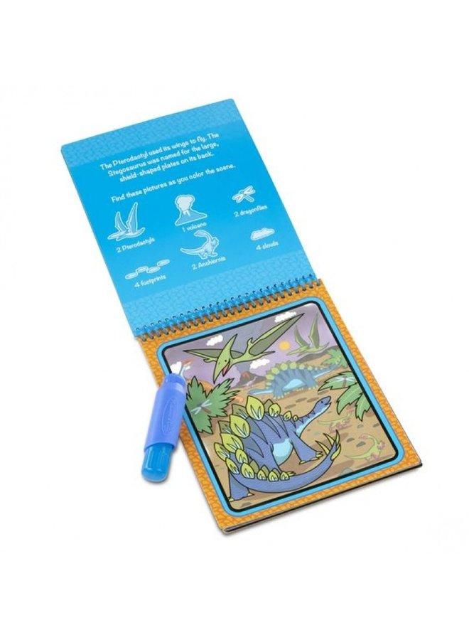Water - Wow | Kleurboekjes geactiveerd door water