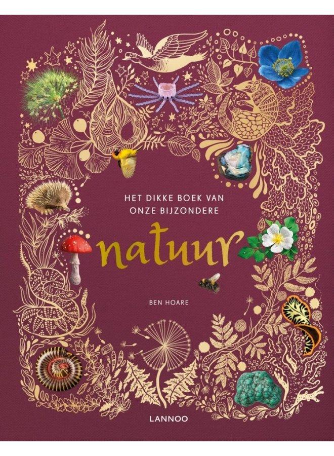 Het Dikke Boek Van Onze Bijzondere Natuur
