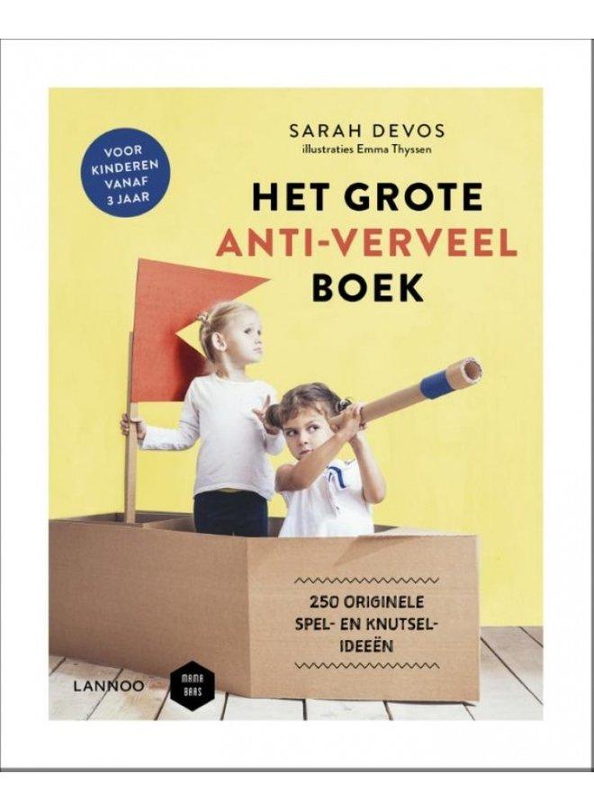 Het Grote Anti-Verveel Boek