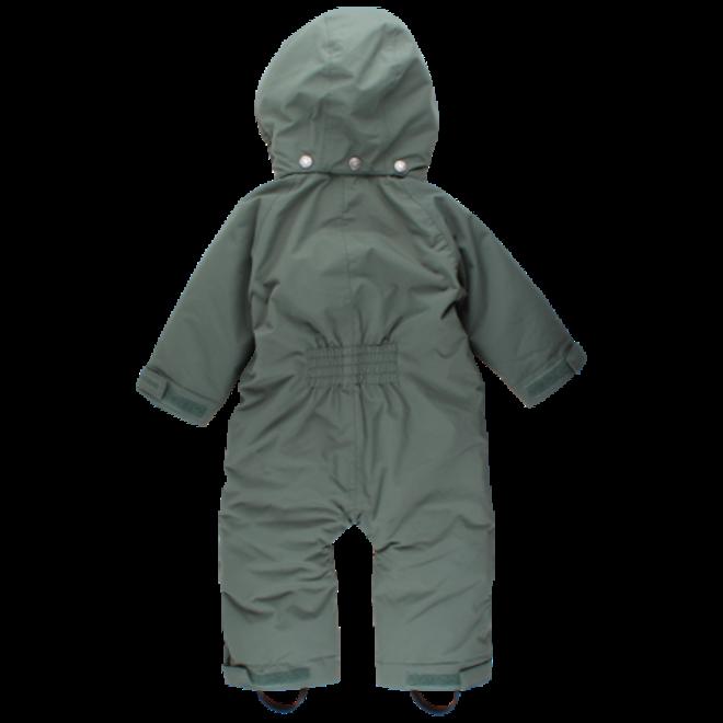 Forest rain & ski suit   green   size 74-98