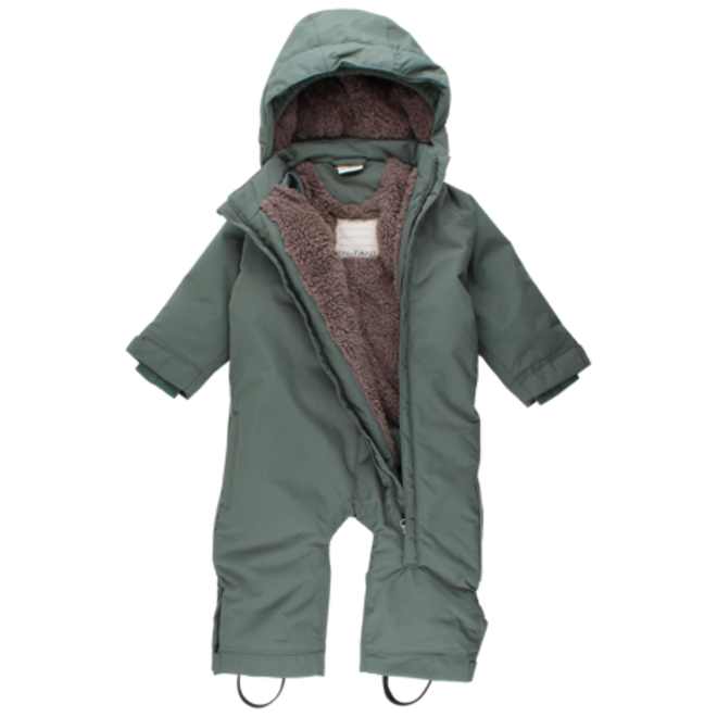 Forest snowsuit   rain & and snow   Green