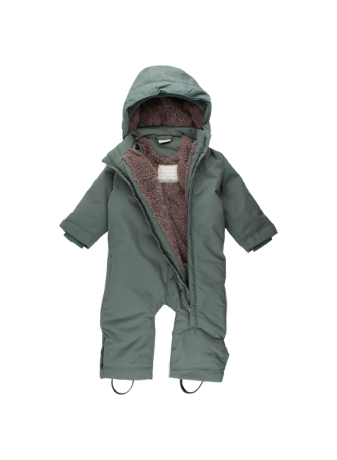 Forest snowsuit | rain & and snow | Green