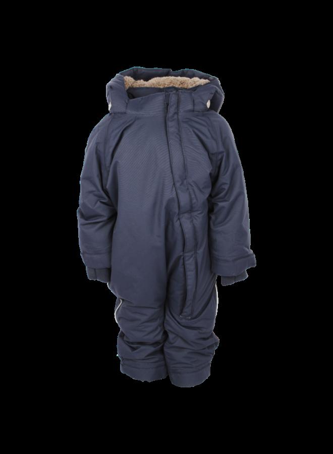Forest rain & ski suit | navy | size 74-98