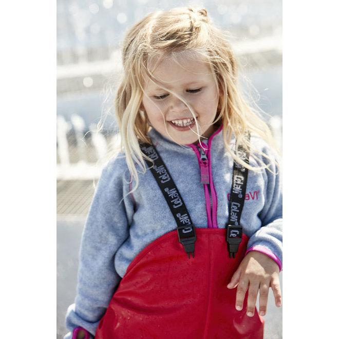 Children's rain pants | red | 70-100