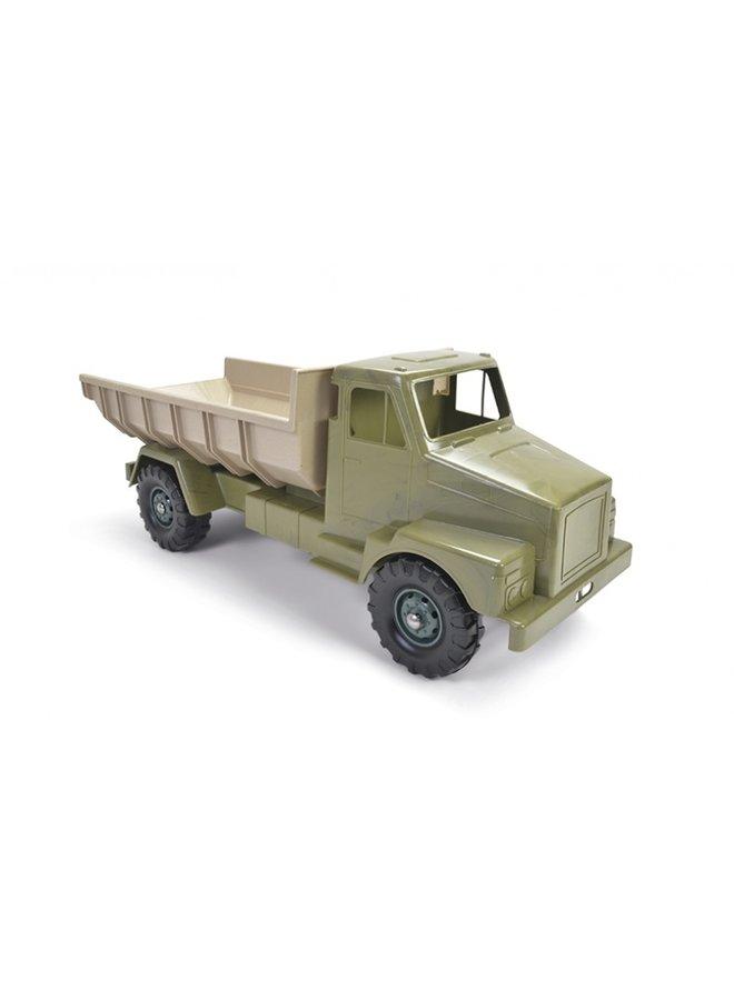 Vrachtwagen   100% gerecyclede materialen  