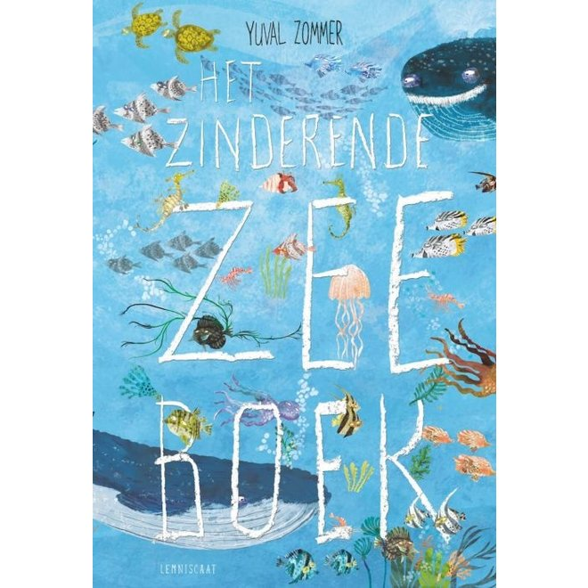 The Shimmering Sea Book - Yuval zommer