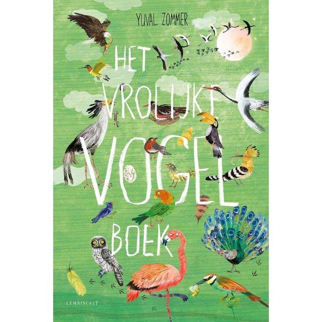 The Happy Bird Book - Yuval zommer -