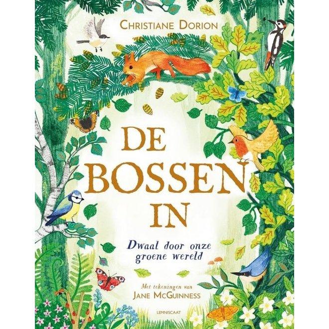 Book De Bossen in | Christiane Dorion
