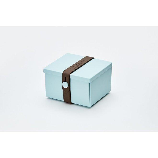 Uhmm Box | No.2| vierkant| Mint groen