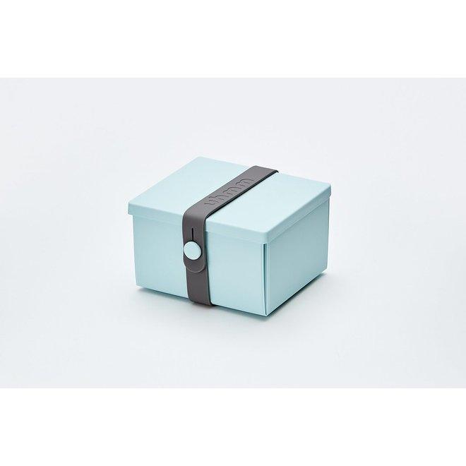 Uhmm Box | No. 2 | square | Mint green