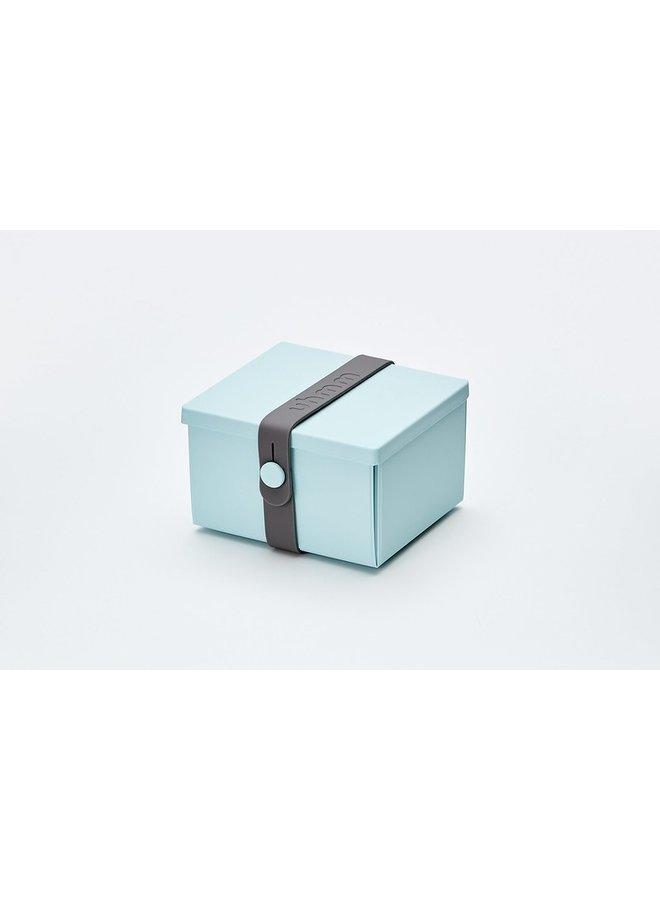 Uhmm Box   No.2  vierkant  Mint groen