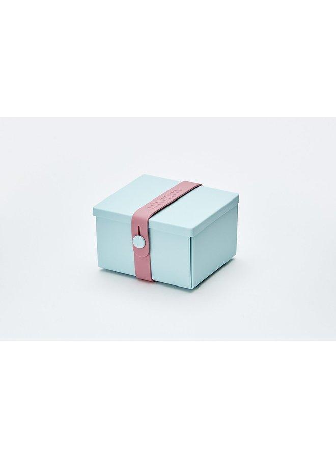 Mint Uhmm Box   No.2  vierkant  Mint groen