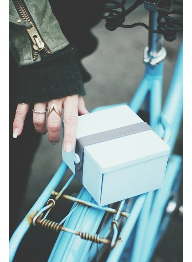 Uhmm Box  no. 2  lichtblauw