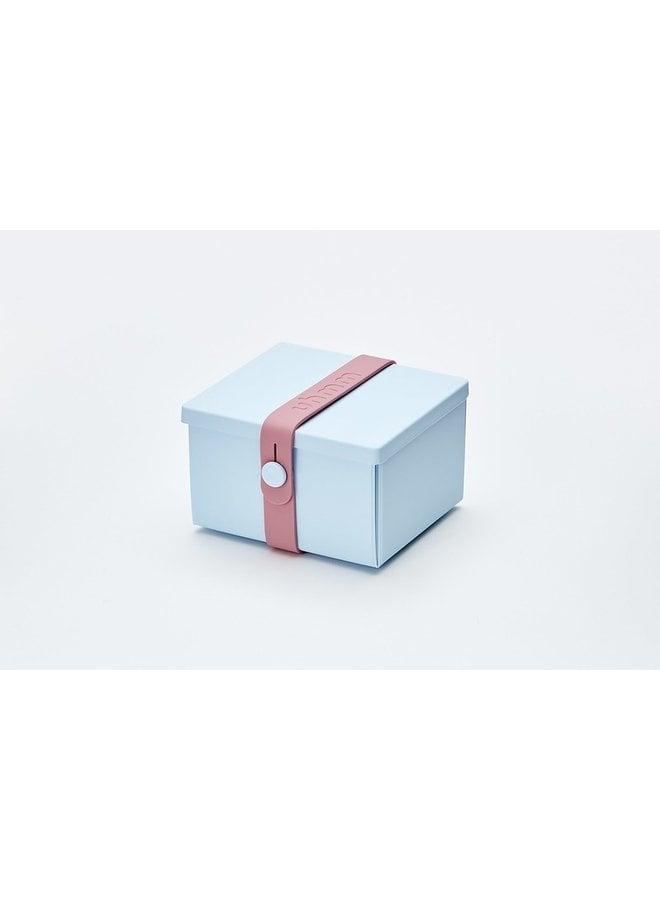 Mint Uhmm Box   No.2  lichtblauw