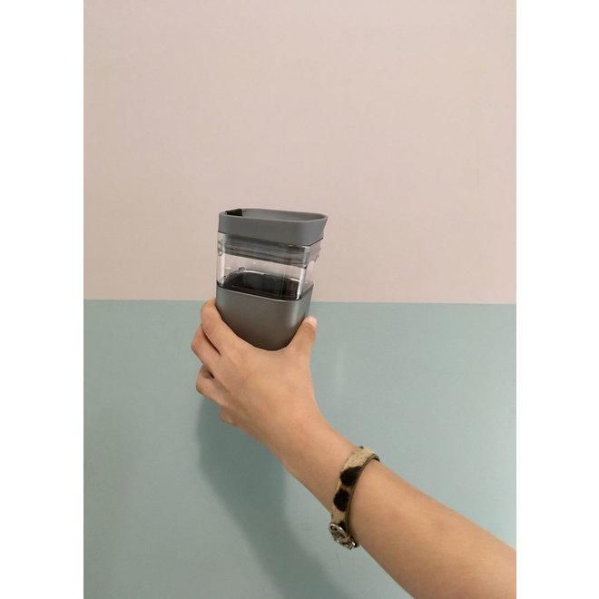 Kafé In The Box | | 473 ml | Silver gray