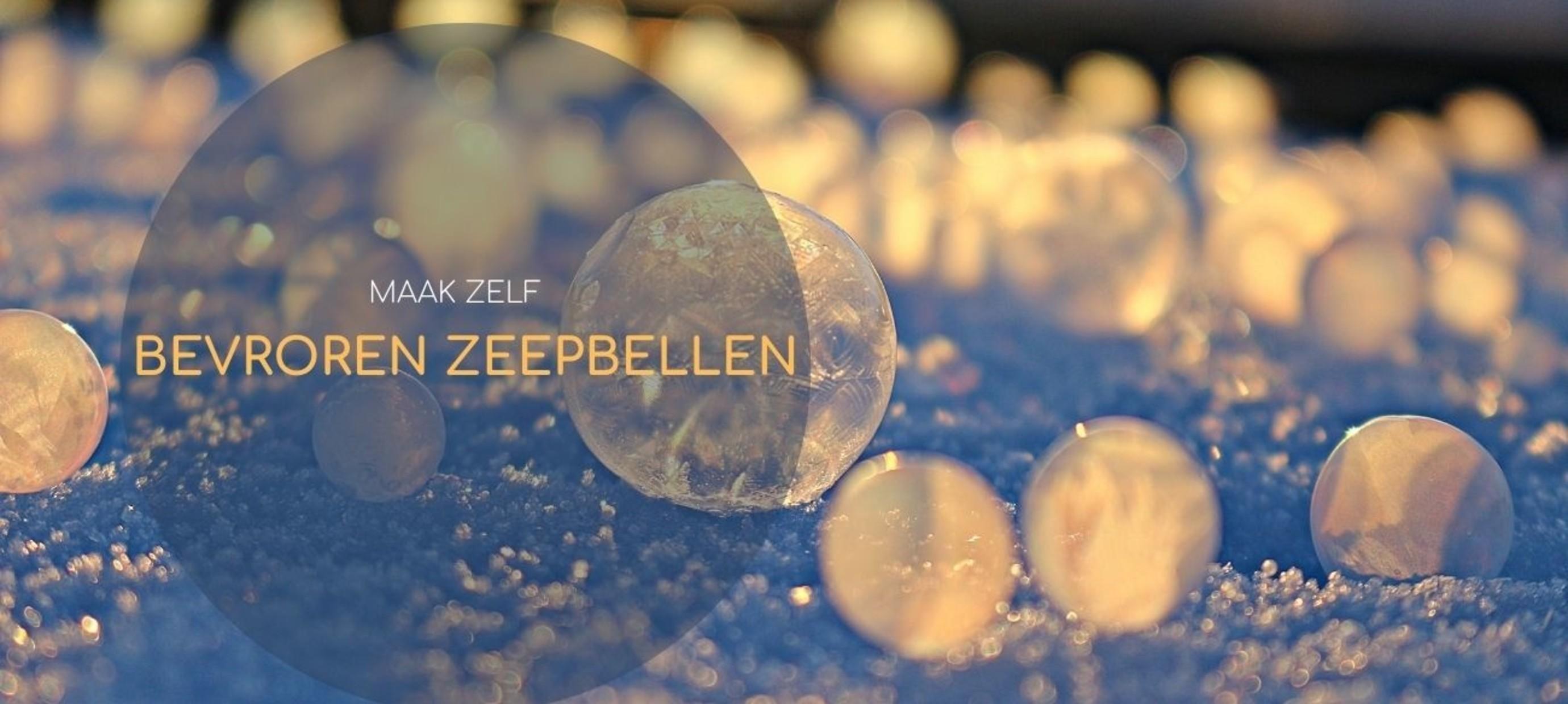 Bubblelab : plezier in de winter