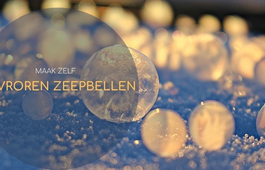 Bubblelab : plezier in de winter