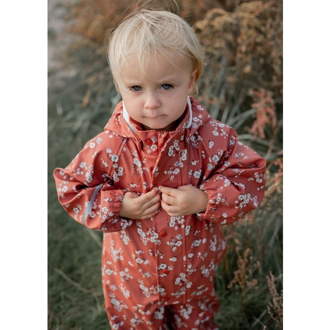 One-piece children's rainsuit | Redwood | 70-110