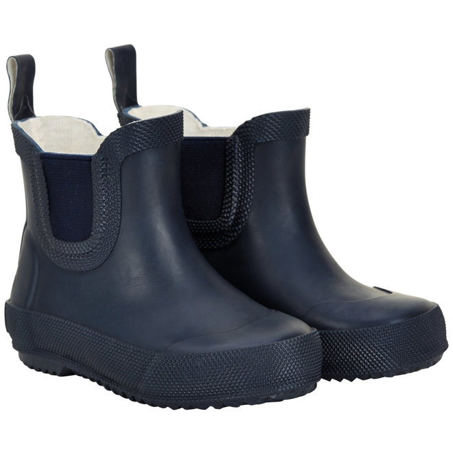 Short rain boots | size 19-26 | Dark Navy