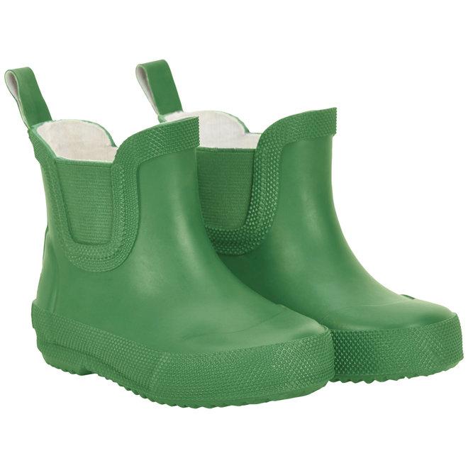 Short rubber rain boots   Elm Green   size 19-26