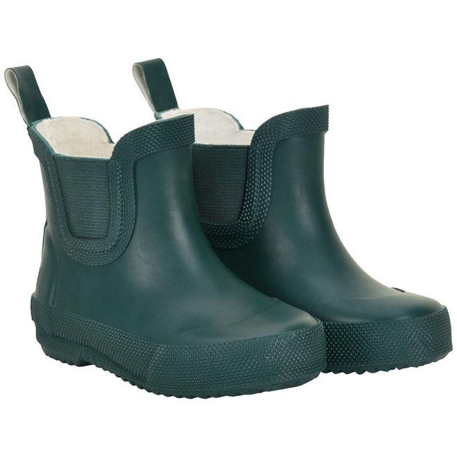Short rubber rain boots | Ponderosa Pine | size 19-26