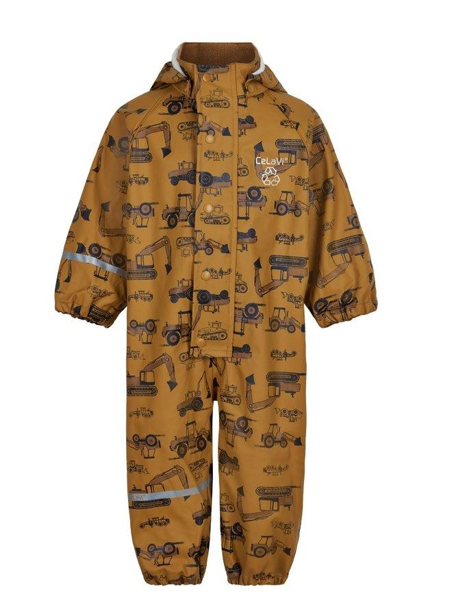 One-piece children's rainsuit   Roadwork   70-110