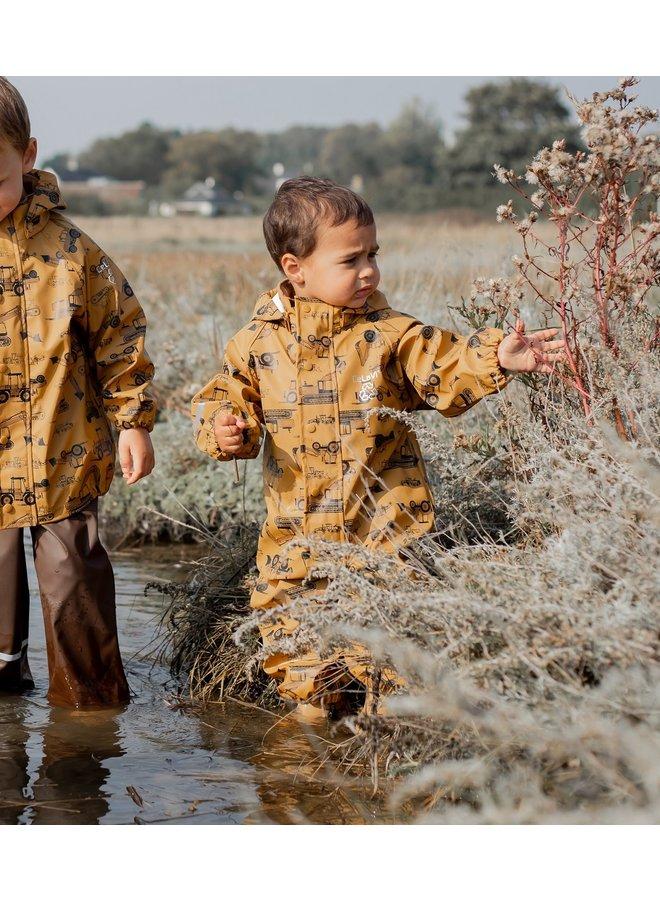 Kinder regenpak uit één stuk | Roadwork | 70-110