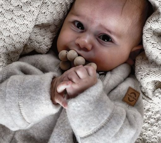 Wollen baby- en kinderkleding