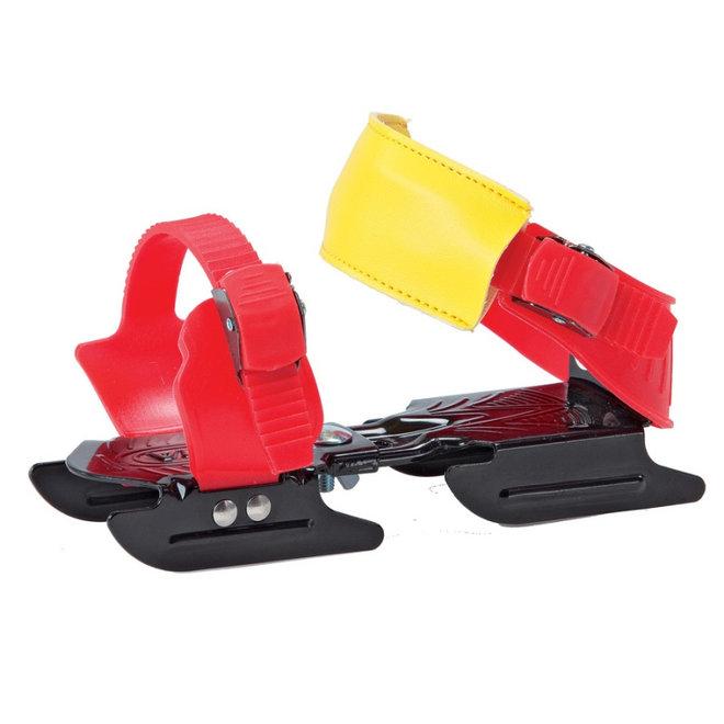 Kinder glij-ijzers verstelbaar maat 24 - 30