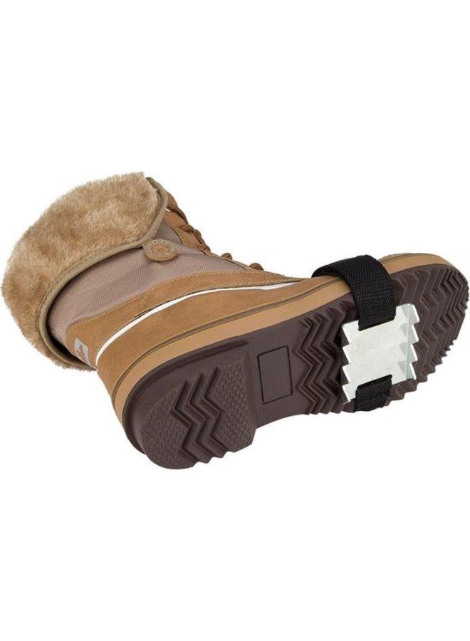 Anti-slip ijzers voor onder de schoenen maat 32-46