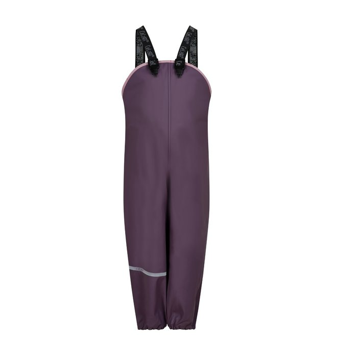 ♻️ Duurzame kinderregenbroek    Vintage Violet  maat 70-140