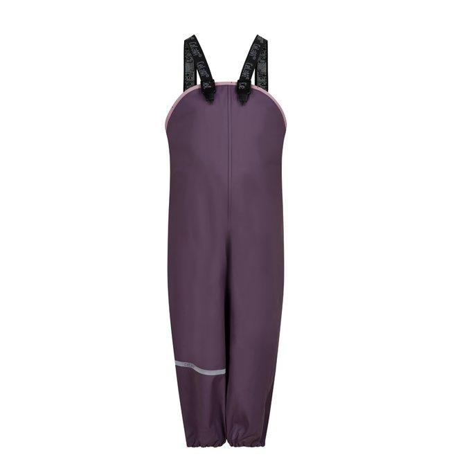 ♻️ Sustainable children's rain pants | Vintage Violet | size 70-140