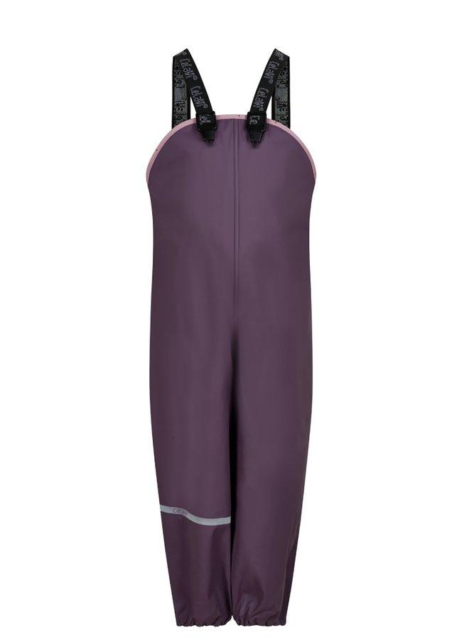 Duurzame regenbroek | Vintage Violet| maat 70-140