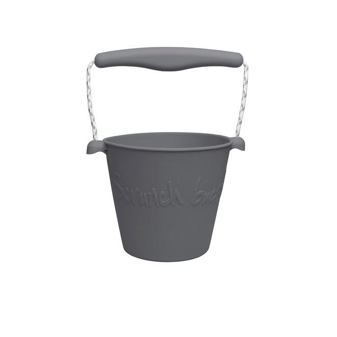 Foldable bucket | cool gray