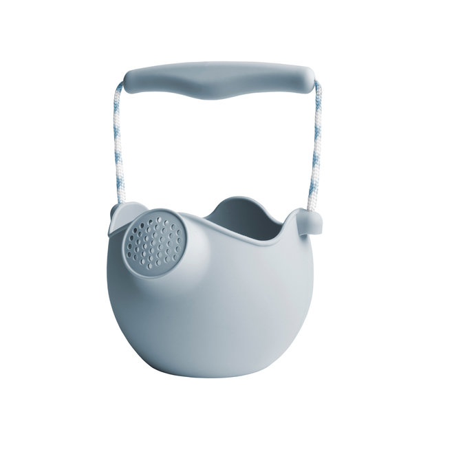Silicone children's watering can   duck egg blue
