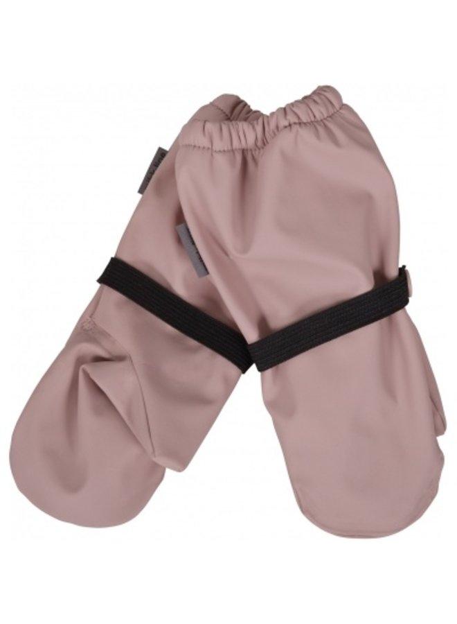 Waterdichte fleece gevoerde wanten | roze