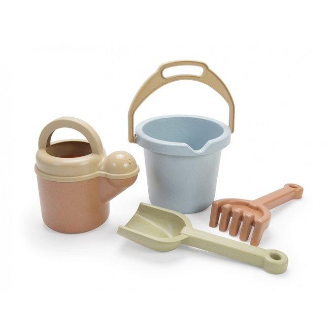 Bio plastic sandbox set | 50 parts