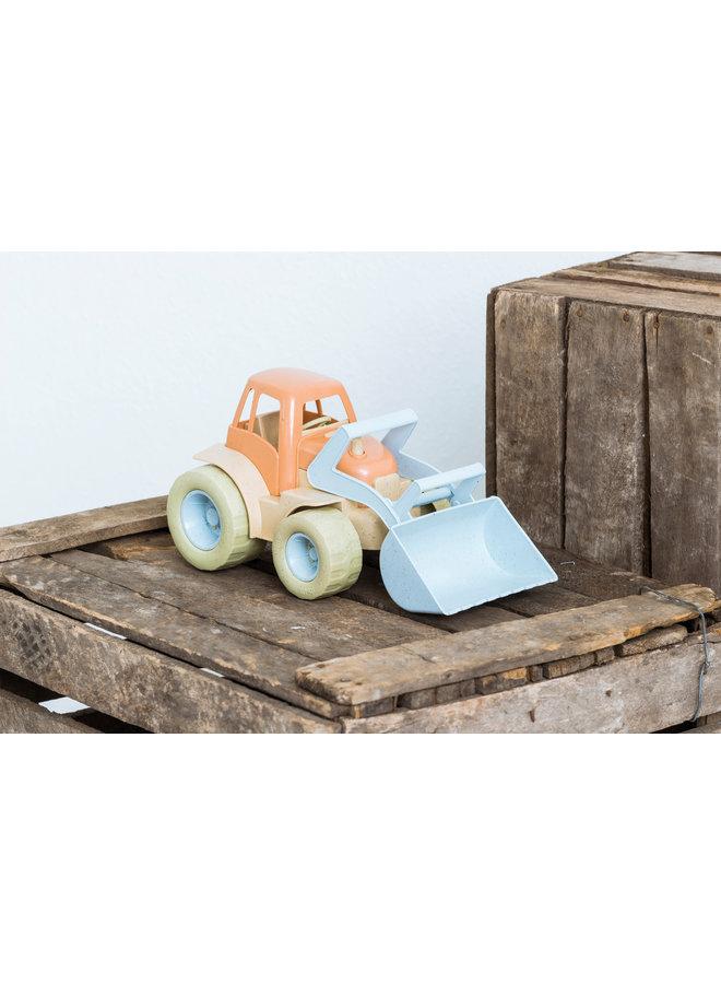 Speelgoed tractor  Bio plastic