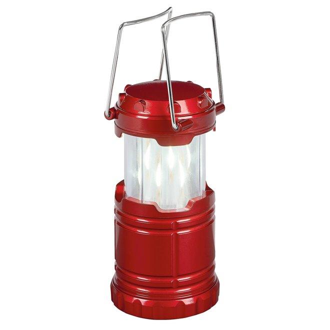 Kampvuur lantaarn rood