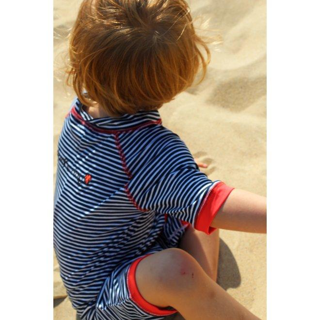 UV lucrasuit korte  mouwen | Flicflac