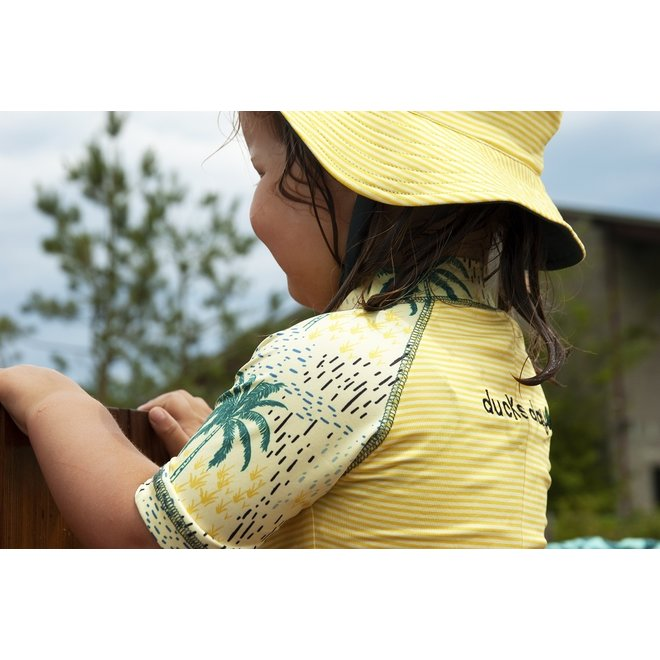 UV Lycra suit short sleeves   Cala