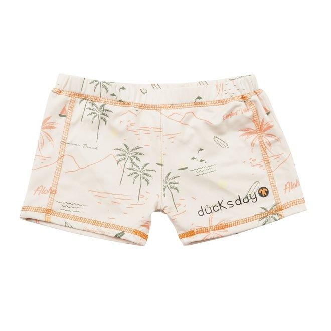 UV resistant swimming trunks   Waikiki   4-12 years