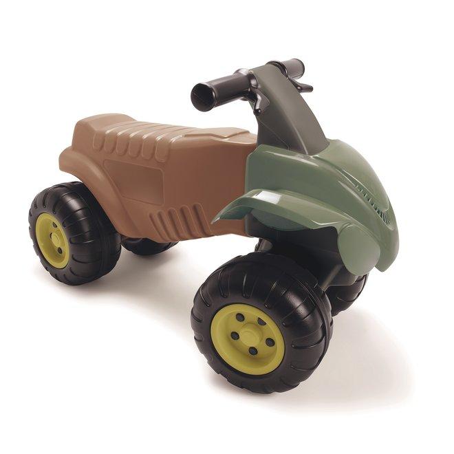 Green Bean - loopfiets met vier wielen