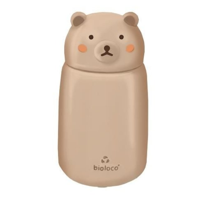 BioLoco stainless steel thermo cup | Little Bear