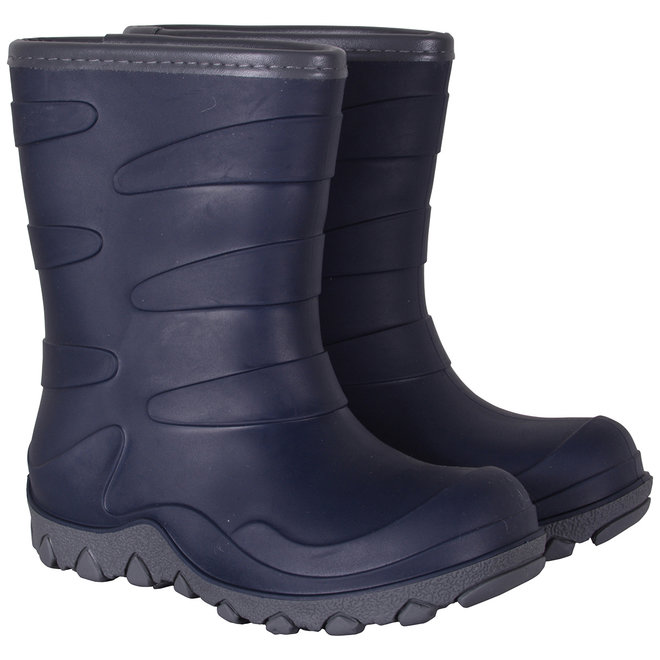 Thermo children's boots   rubber  wool lining