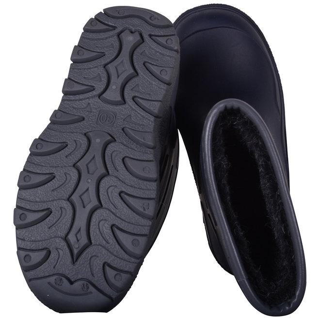 Thermo kinderlaarzen | rubber| wollen voering