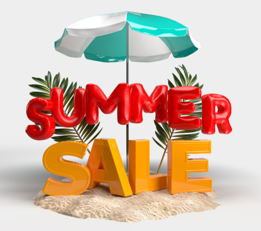 Beautiful offers, sample sale and sale