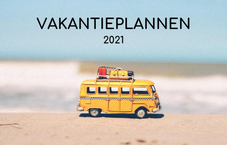 VAKANTIEPLANNEN 2021