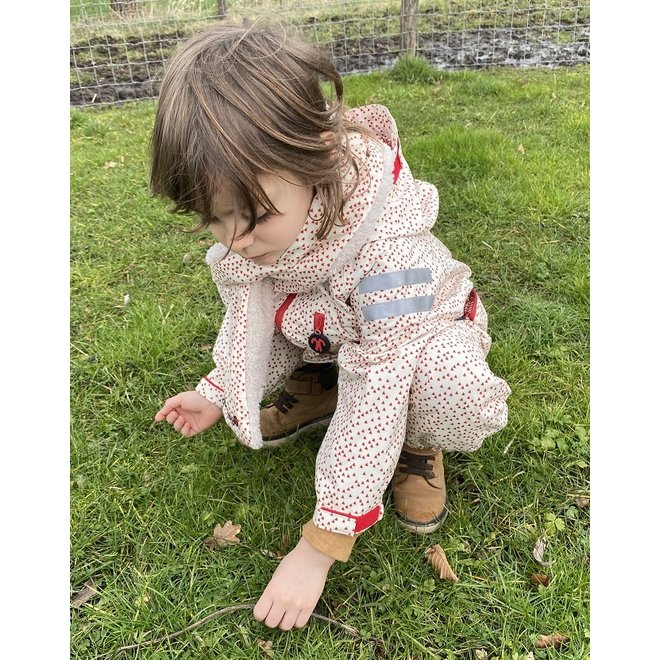 Ducksday children's rain suit - Saami